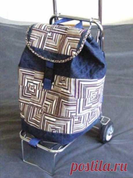 Как сшить хозяйственную сумку своими руками выкройки (42 фото): сумка-шоппер из ткани, модель для тележки из плащевки