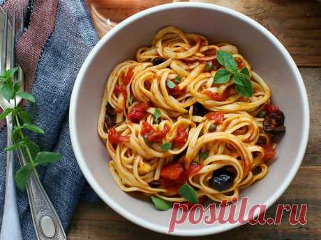 Итальянская паста за 30 минут: самые простые и вкусные рецепты - Мужчина на кухне - Питание - MEN's LIFE
