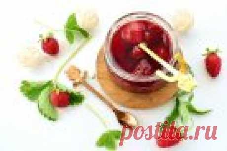 Клубника в собственном соку - пошаговый рецепт с фото на Повар.ру
