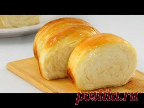 Soft And Fluffy Condensed Milk Bread