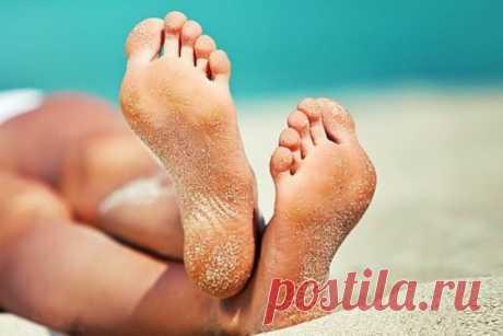 Хватит тратить деньги на педикюр: эти 2 простых продукта сделают твои ножки идеальными! - Сайт для женщин