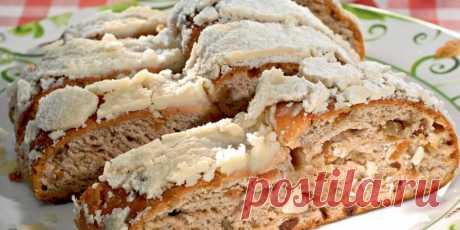 Кекс с орехами и изюмом : Выпечка : Кулинария : Subscribe.Ru