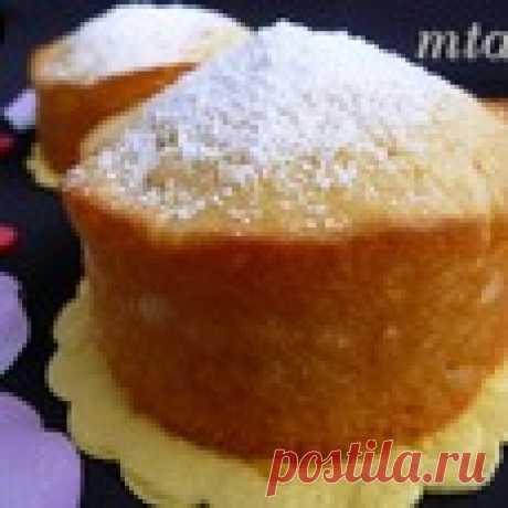 Творожные кексы Кулинарный рецепт