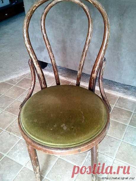 Красить мебель, не снимая старого покрытия Воот оно! - это я и искала. Признаться уже давненько. Мебель переделывать мне нравится. Но мне совсем не нравится снимать с неё старое покрытие: типа шкурить отчаянно, драить и оттирать. Уверена, мног…