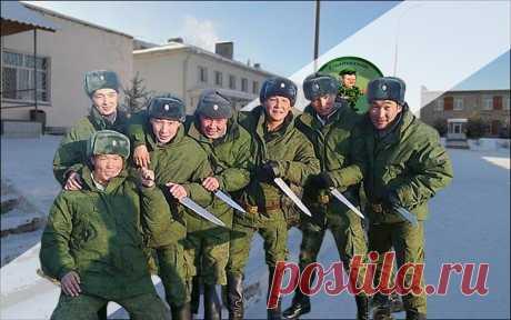 На мой взгляд опасней дагестанцев в армии могут быть только тувинцы. За что их боятся сослуживцы | Бывалый вояка | Яндекс Дзен
