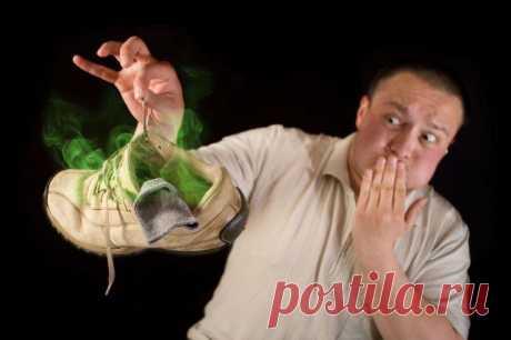 Как избавиться от запаха пота ног? | ПолонСил.ру - социальная сеть здоровья
