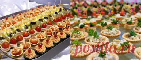Что положить в тарталетки: 10 простых идей на любой вкус... Праздничный стол как в лучшем ресторане!