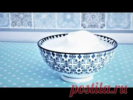 Как сделать ЙОГУРТ | Натуральный турецкий йогурт дома