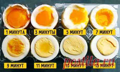 Как сварить яйцо по научно выверенному рецепту - Mail.ru Hi-Tech