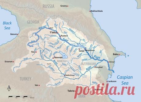 О географии реки Кура | Популярная наука | Яндекс Дзен