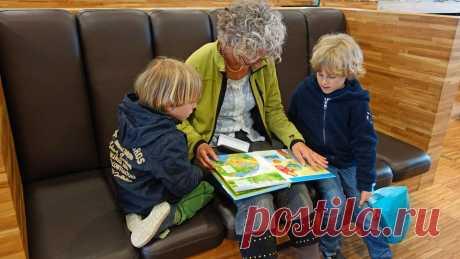 О связи между бабушками и внуками Конечно же, Бабушка — это, в первую очередь напоминание нам о нашем... Читай дальше на сайте. Жми подробнее ➡