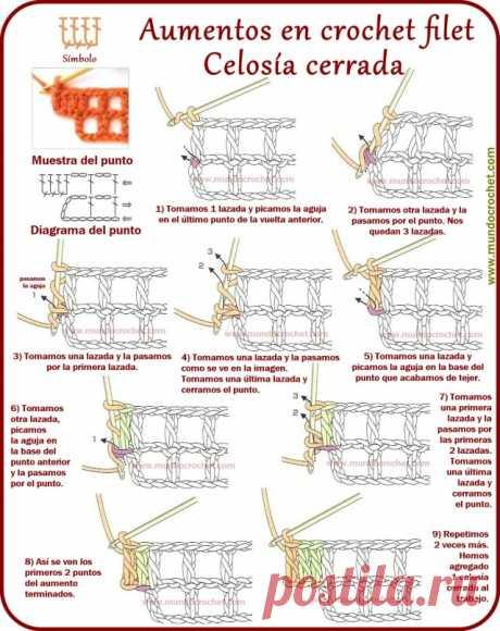 Puntos Archivos - Mundo Crochet