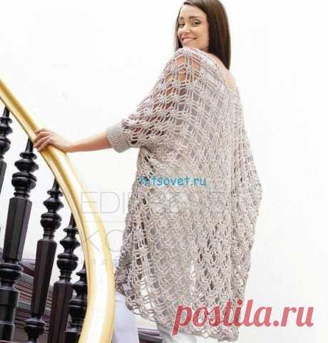 Жакет - Вязание крючком и спицами (Своими руками) - #36422566 Жакет #жакет@knittinglove Размеры: 36 — 40 (42 —