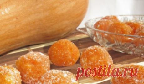 Тыквенный мармелад - порадуйте себя осенними сладостями! Даже те, кто не ест тыкву будут в восторге!