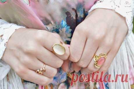 Как носить кольцо с пользой / Все для женщины