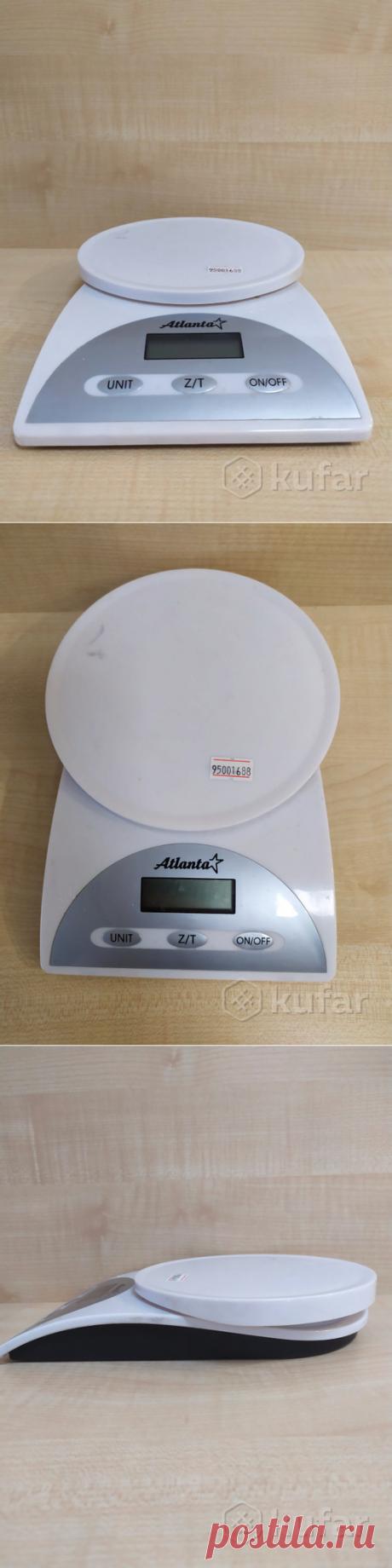 Кухонные весы Atlanta ATH-814