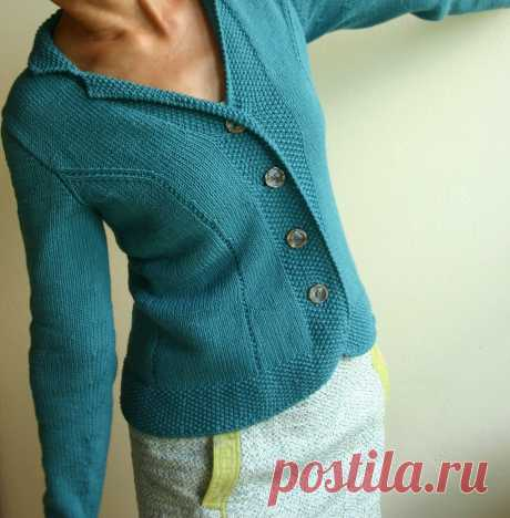 Ravelry: Perfect Edge pattern by Hinterm Stein