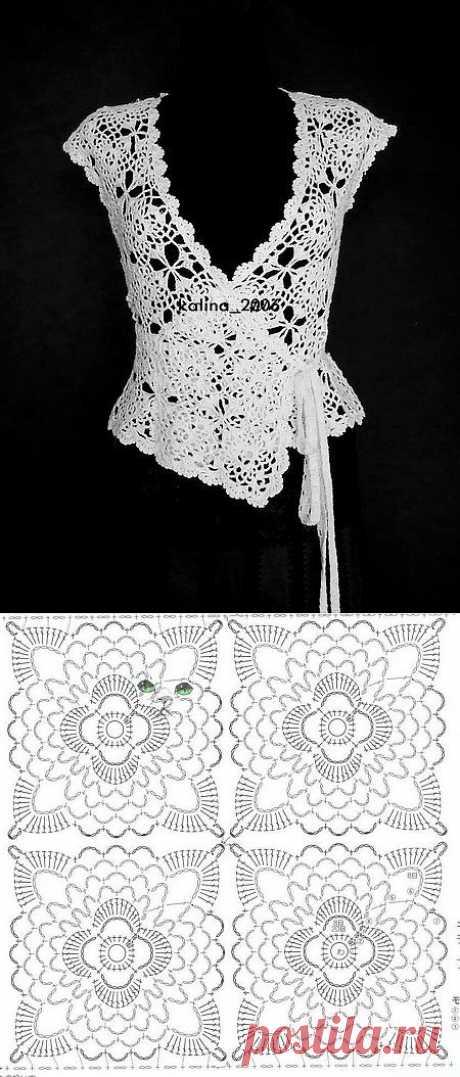 Kraina wzorów szydełkowych...Land crochet patterns..