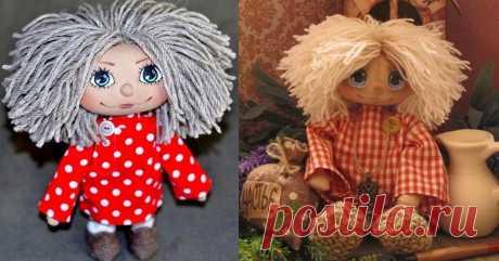Кукла-домовой – как своими руками сшить Кузю