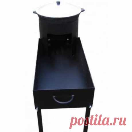 Мангал 3 в 1 (казан 12л) - купить недорогая цена в Минске