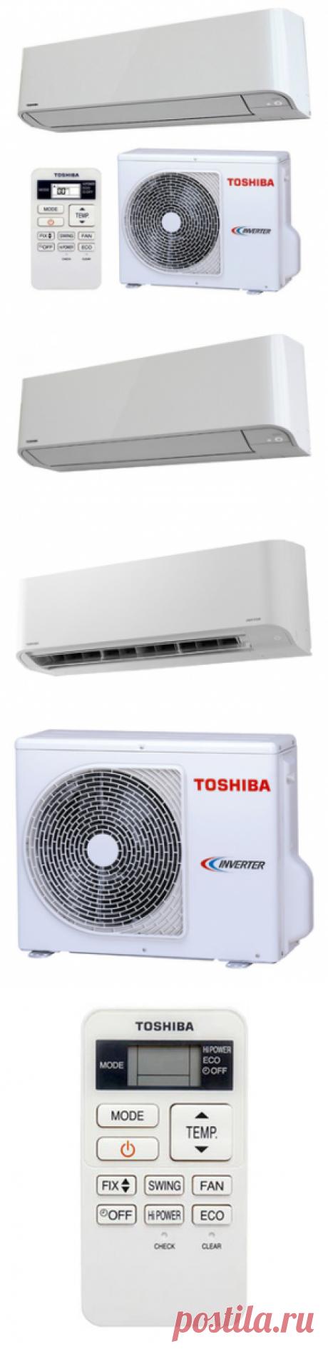 Сплит-система Toshiba RAS-05BKV-E / RAS-05BAV-E инвертор (артикул: Т-202932) в Москве