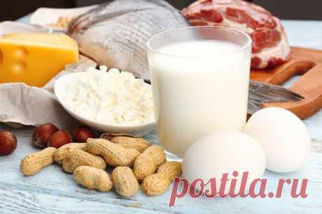 5 признаков, что вы едите мало белка | Диеты со всего света