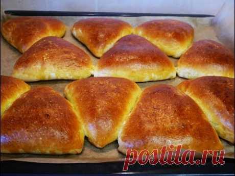 ВКУСНЫЙ и ПЫШНЫЕ пирожки БЕЗ опары на МАЙОНЕЗЕ с ВИШНЕЙ и АБРИКОСАМИ