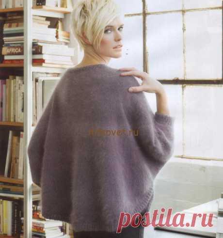 Fashionable poncho spokes - Hit council