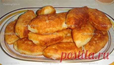 Тесто творожное пирожковое (от мамы).