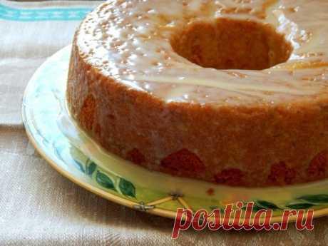 Кекс с шафраном и анисом — Sloosh – кулинарные рецепты