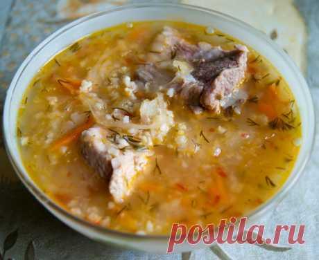 The checked recipes: Kapusnyak (Polish sauerkraut soup)