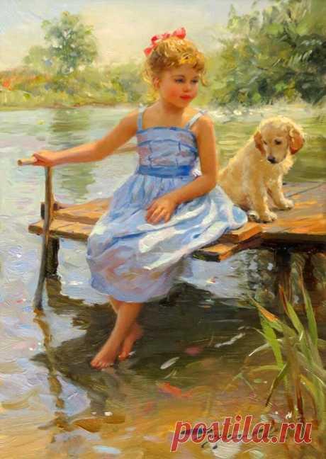 Дети – цветы нашей жизни