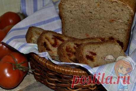 Хлеб на рассоле без дрожжей. Рецепт домашнего бездрожжевого хлеба Хлеб на рассоле в хлебопечке. Рассол от помидоров. Тесто на ржаной закваске. В хлеб добавляются вяленые томаты. В итоге получается ароматный домашний хлеб