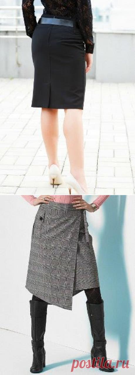 Шьём юбки на любой вкус. Часть 4