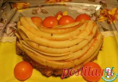Пикантные макароны, запеченные в домашнем кабачковом соусе! - Ваши любимые рецепты - медиаплатформа МирТесен