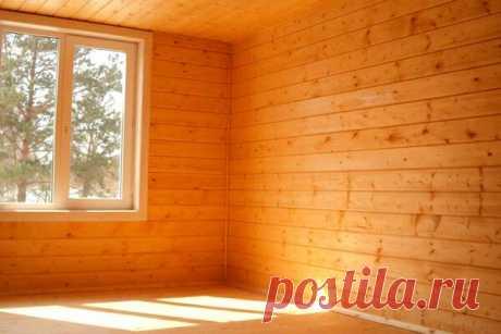 Преимущества деревянной вагонки в отделке домовых стен | flqu.ru - квартирный вопрос. Блог о дизайне, ремонте