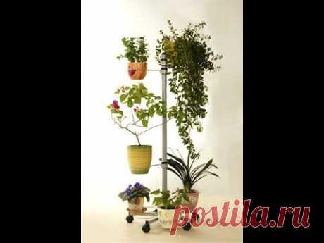 Напольная подставка для цветов 'Ева'