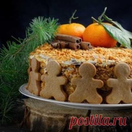 Десерты с мандаринами к Новому году! - 25 рецептов | Подборка рецептов на koolinar.ru
