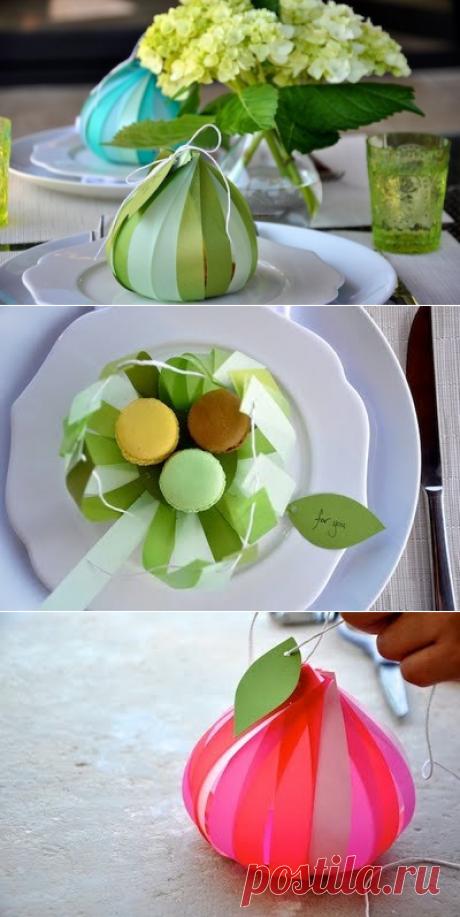 Сервировка стола к Пасхе - просто, и очень красиво!) - Интересные идеи декора