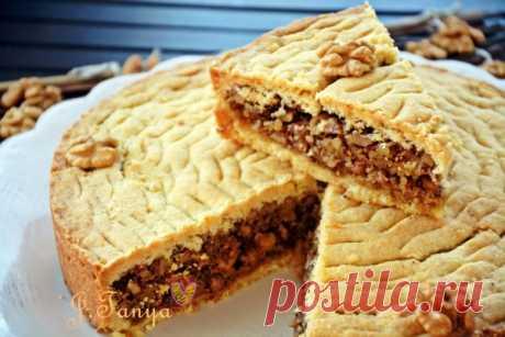 Шотландский ореховый пирог - Sweet & Spicy