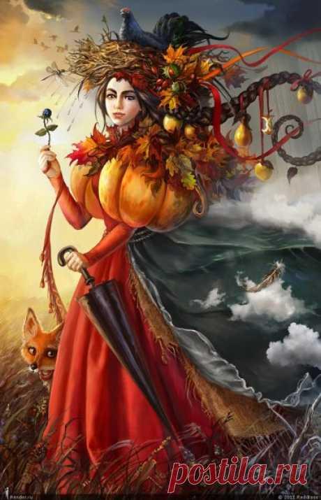 осень   Записи с меткой осень   Мелодия души у всех своя и в уникальности неповторима!