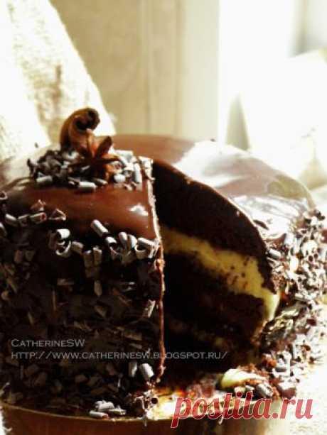 """SW: Шоколадный торт """"Гертруда"""""""