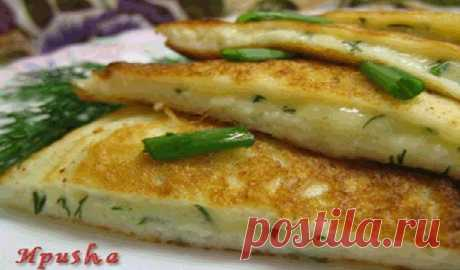 FRITTERS IN KHACHAPURI STYLE. WITHOUT RED TAPE, PREPARED SUCH YUM-YUM. Remarkable breakfast! — Kopilochka of useful tips