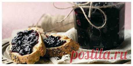 Пятиминутка из черной смородины на зиму - лучший рецепт приготовления
