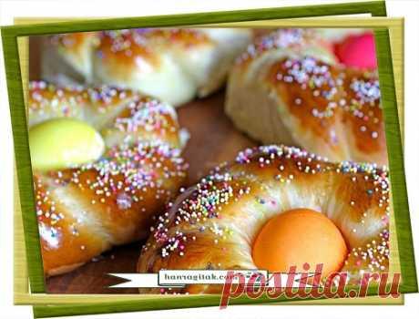 Իտալական զատկային հաց ՀԱՆՐԱԳԻՏԱԿ