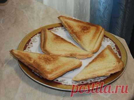 Сэндвичи с сыром | vkusnomir.ru
