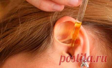 Несколько капель этого средства в уши — и вы сможете восстановить до 65% слуха!