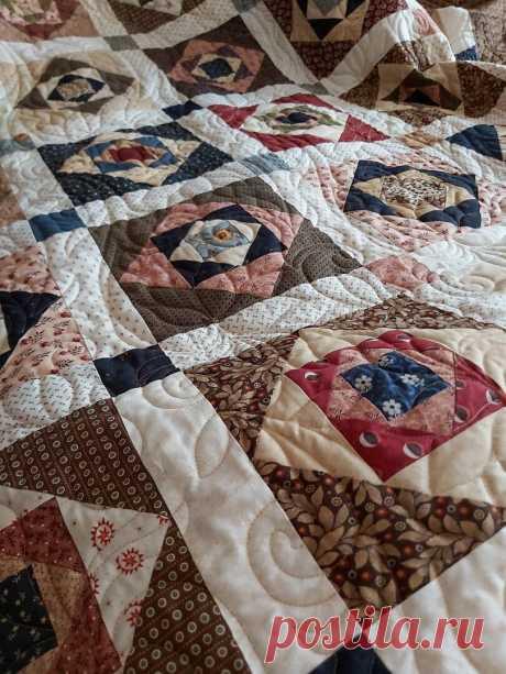 Мой любимый этап в шитье лоскутных одеял | Я люблю пэчворк | Яндекс Дзен
