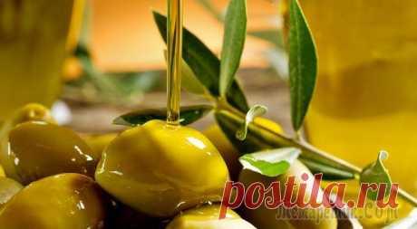 Польза и вред оливкового масла Масло, полученное из оливок, применяется не только для заправки салатов или закусок. Польза оливкового масла – в высоком содержании витаминов, жирных кислот, других важных для здоровья организма веще...