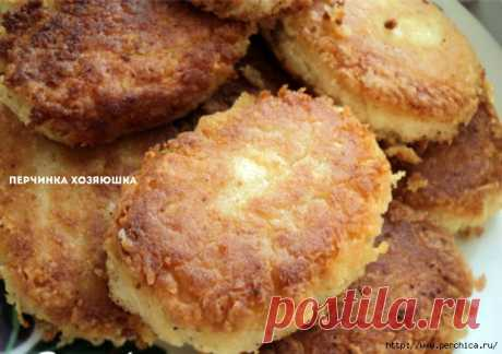Tasty cutlets from haricot